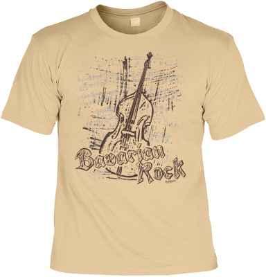 Landhaus T-Shirt: Bavarian Rock