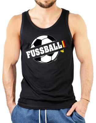 Tank Top Herren: Fussball