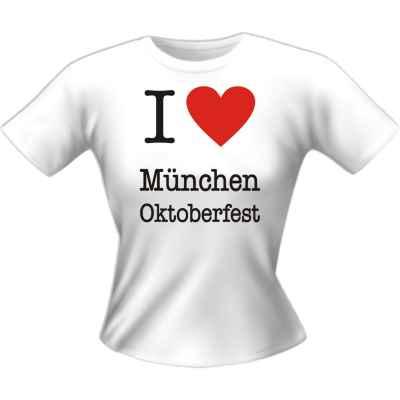 Girlie: I love München Oktoberfest