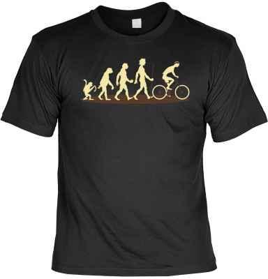 T-Shirt: Homo Stupidus: Radfahrer