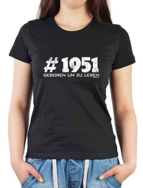 Girlie: # 1951 geboren um zu leben