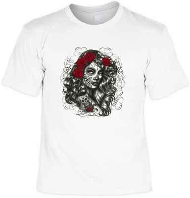 T-Shirt: la catrina