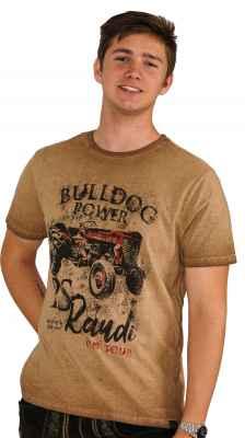 Bulldog Power Trachten T-Shirt