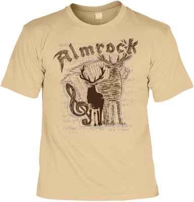 Landhaus T-Shirt: Almrock