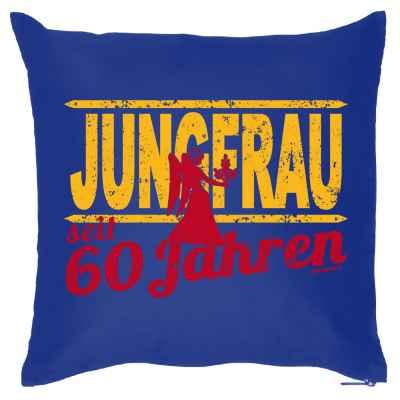 Kissenbezug: Jungfrau seit 60 Jahren