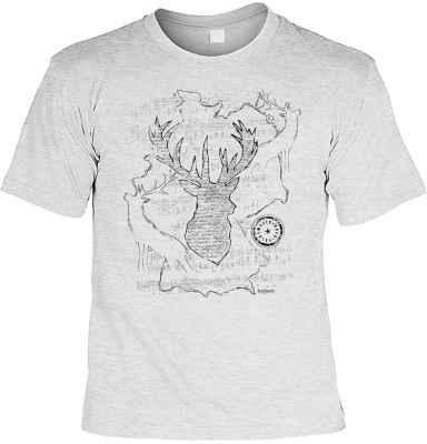 T-Shirt Laundhaus: Hirsch