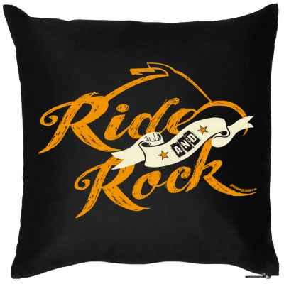 Kissenbezug: Ride and Rock