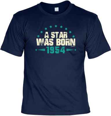T-Shirt: A Star was born 1954