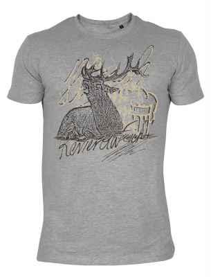 T-Shirt im Landhausstil: Revieraufsicht