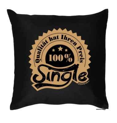 Kissen mit Füllung: Qualität hat ihren Preis - 100 Prozent Single