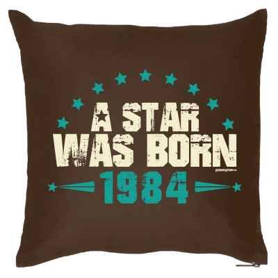 Kissenbezug: A Star wos born - 1984