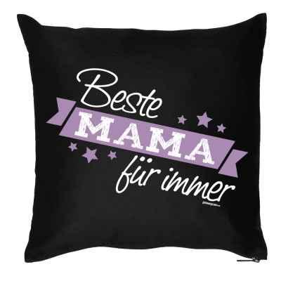 Kissen mit Füllung: Beste Mama für immer