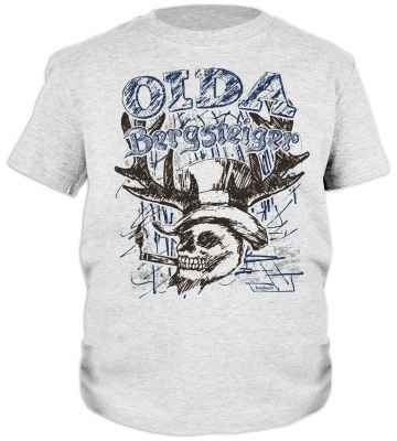 Jungen T-Shirt Trachten: Oida Bergsteiger