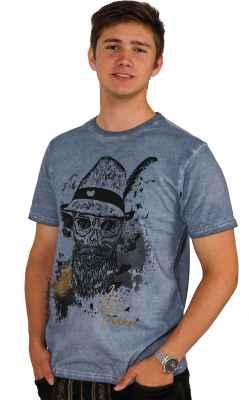 Luis Trinker Trachten T-Shirt