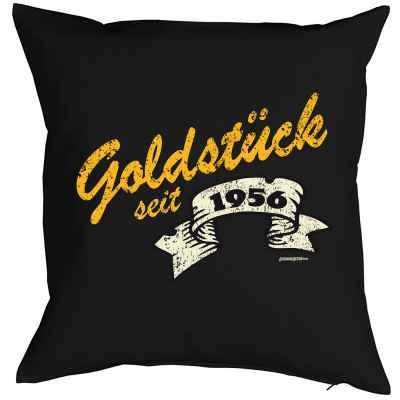 Kissen mit Füllung: Goldstück seit 1956