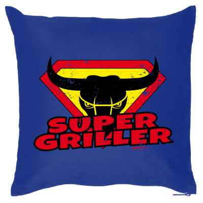 Kissenbezug: Super-Griller