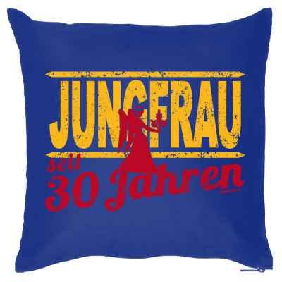 Kissenbezug: Jungfrau seit 30 Jahren