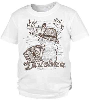 Jungen T-Shirt Trachten: Lausbua