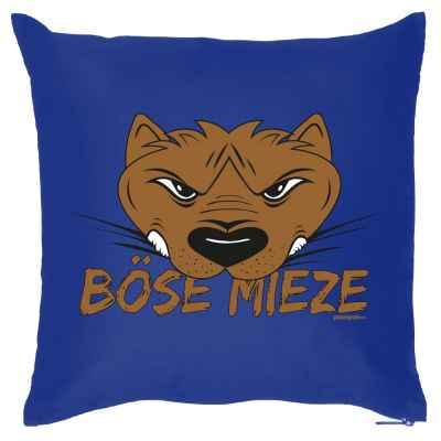 Kissenbezug: Böhse Mieze