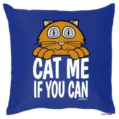 Kissenbezug: Cat me if you can
