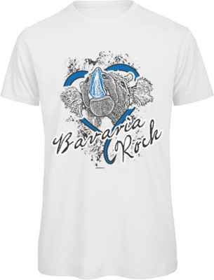 Tracht T-Shirt: Bavaria Rock