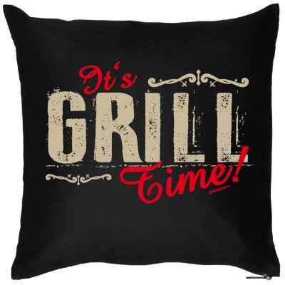Kissen mit Füllung: It s Grill Time!