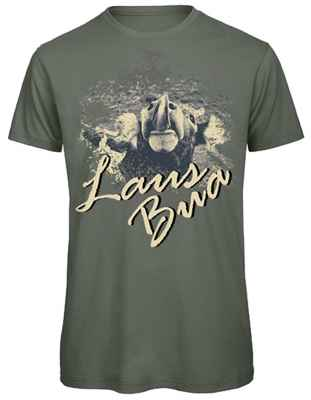 T-Shirt Landhaus: Laus Bua