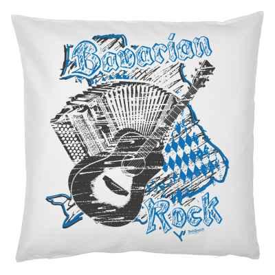 Kissenbezug Tracht: Bavarian Rock